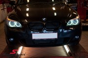Bmw E61 Angel Eyes Led 21