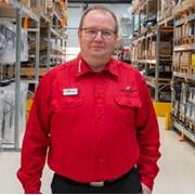 Ulrich Reclamations Manager Schmiedmann Staff Odense