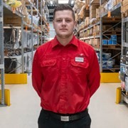 Andreas Warehouse Schmiedmann Staff Odense