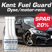 Kent Fuel Guard 10 DA