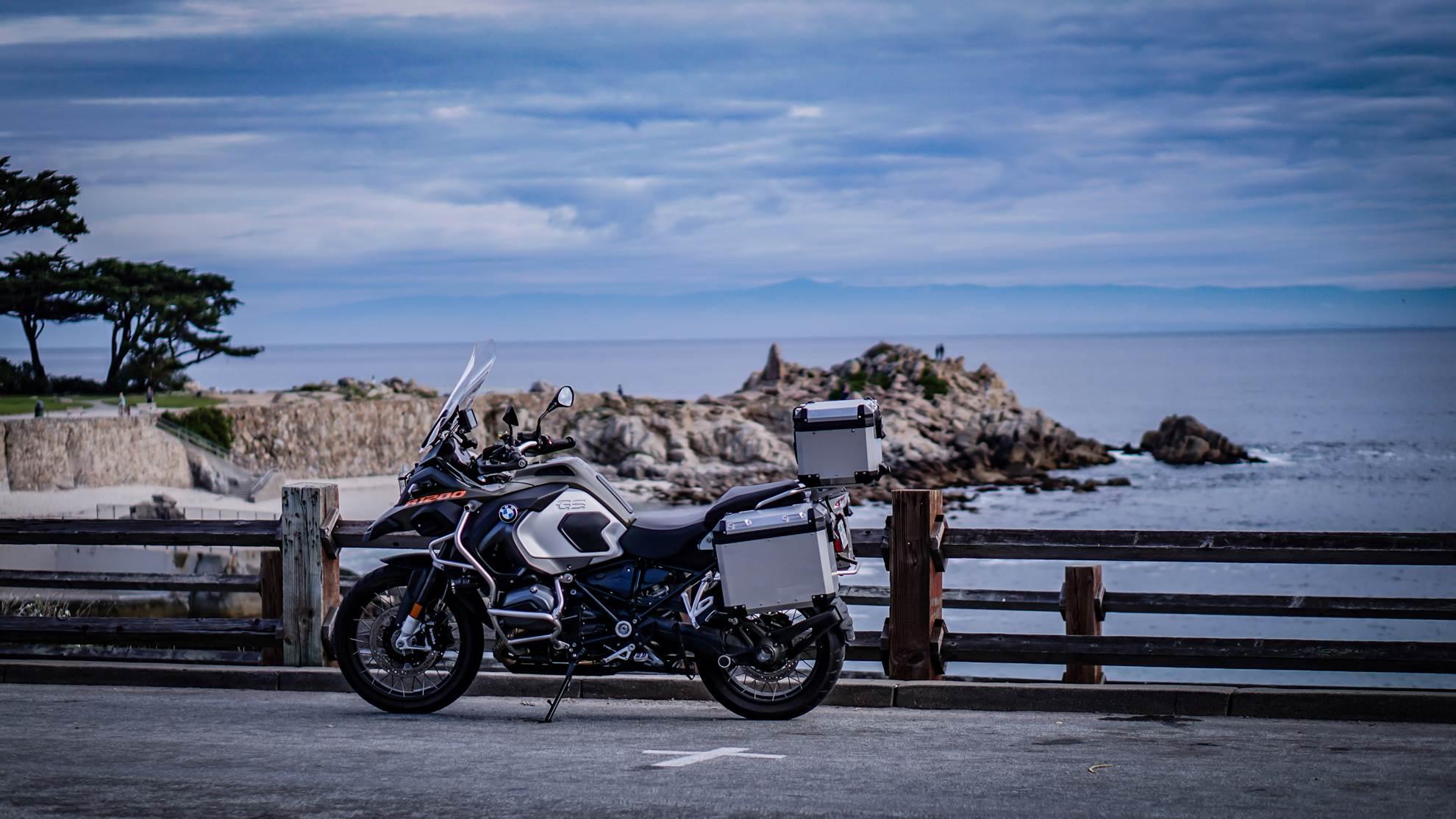 BMW motorcykel
