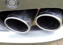 Schmiedmann Tailpipe On BMW X5 E70 AC Schnitzer Spoiler