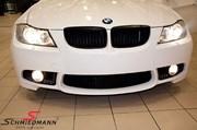 BMW E90 325I Schmiedmannn Exhaust Front Fender Air Intake06