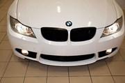 BMW E90 325I Schmiedmannn Exhaust Front Fender Air Intake07