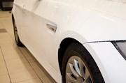 BMW E90 325I Schmiedmannn Exhaust Front Fender Air Intake10