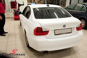 BMW E90 325I Schmiedmannn Exhaust Front Fender Air Intake16