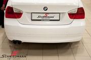 BMW E90 325I Schmiedmannn Exhaust Front Fender Air Intake17