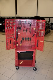 Wurth Workshop Tool Cabinet 03