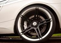 Schmiedmann big brake kit rear ground BMW E93 M3