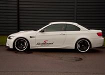 BMW E93 M3 with big brake kit