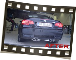 Bmw E93 M3 Eisenmann Exhaust Video