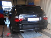 Bmw E91 Westfalia Tow Bare 01