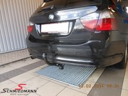 Bmw E91 Westfalia Tow Bare 02