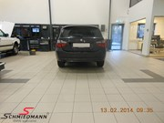 Bmw E91 Westfalia Tow Bare 07