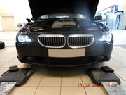 BMW E63 645I Angel Eyes Upgrade 02