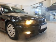 BMW E46 320CI Motorsport Frontspoiler 01