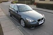 BMW E61 M5 Used Spoiler Kit Efter2 04