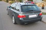 BMW E61 M5 Used Spoiler Kit Efter3 03