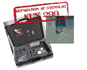 Reparation Stenslag Tilbud