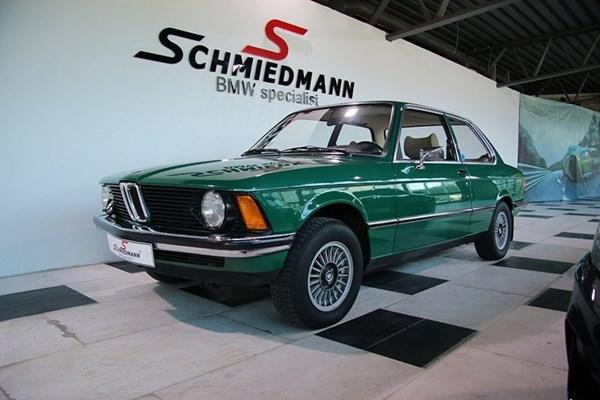BMW E21 318 Sedan 1