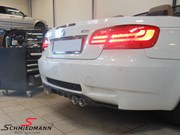 BMW E93 M3 ESS Exhaust 04