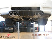 BMW E93 M3 ESS Exhaust 06