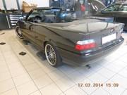 BMW E36 320I Bilstein Lowering 02