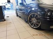 BMW E36 320I Bilstein Lowering 03