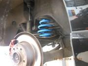 BMW E36 320I Bilstein Lowering 05