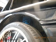 BMW E36 320I Bilstein Lowering 07