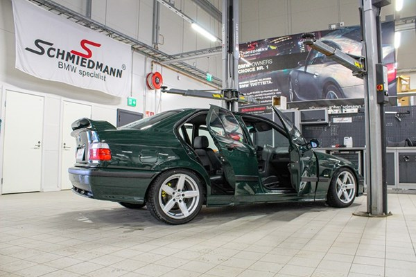 BMW E36 In 4