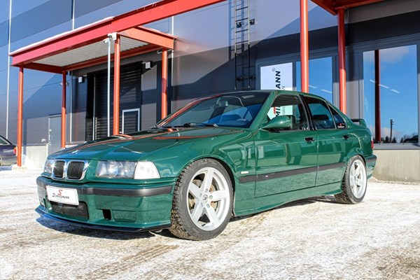 BMW E36 Out 24