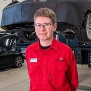 Schmiedmann Staff Odense Christoffer Technician