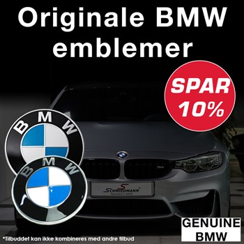 BMW Emblemer 10 DA