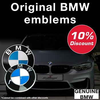 BMW Emblemer 10 EN