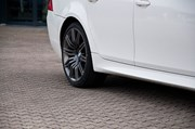 Bmw E60 Lci Anthracite Grey Powder Coat Wheels02