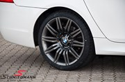Bmw E60 Lci Anthracite Grey Powder Coat Wheels04