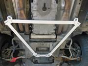 Bmw E34 525Iundercarriage Body Brace Strut Bar Front04