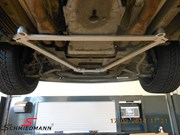 Bmw E34 525Iundercarriage Body Brace Strut Bar Front05