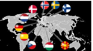 Schmiedmann world map