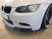 Bmw E93 M3 Original Bmw Carbon Frontspoiler Lips01