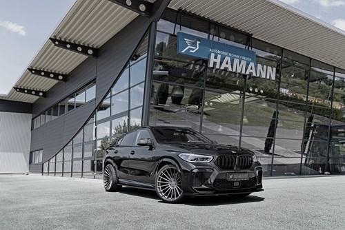 Hamann Motorsport BMW F96 X6M 2