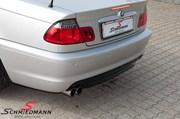 BMW E46 325CI Eisenmann Exhaust 11