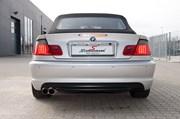 BMW E46 325CI Eisenmann Exhaust 13