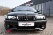 Bmw E46 320D Motorsport Ii Frontspoiler 01