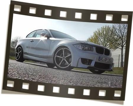 Ac Schnitzer BMW 135I Ride Revs Acceleration