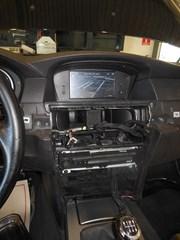BMW E60 Dynavin 04