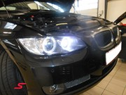 BMW E92 Angel Eyes 04