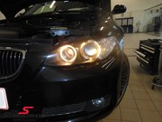 BMW E92 Angel Eyes 05