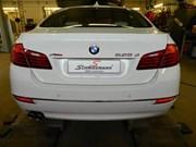BMW F10LCI White Line Rear Lights 01